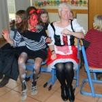 Karnevalsfeier in der OGS